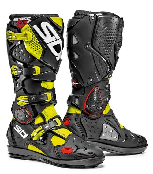 Crossfire 2 SRS Yellow Fluo/Black