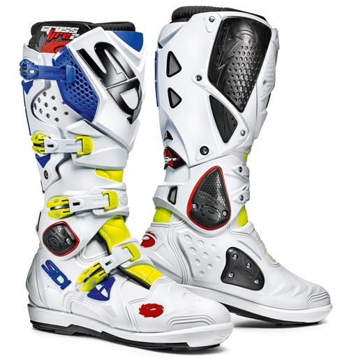 Crossfire 2 SRS Yellow Fluo/White/Blue