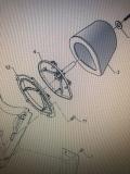 Luftfilterkorb 4T alle modelle bis 2012, # F66507
