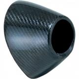 Carbon Endkappe HGS Endschalldämpfer