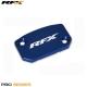 Deckel für Handbremspumpe TM racing MX/EN blau oder schwarz, für Nissin