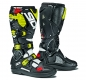 Crossfire 3 SRS White/Black/Yellow Fluo