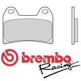 Bremsbeläge Brembo racing Z04 für Brembo P4 Bremssattel 30/34 (Belag wird mit 2 Stiften gehalten)